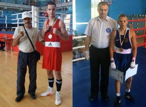 Черкаські боксери вибороли перемогу на чемпіонаті України