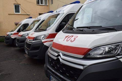 Уманські медики отримали два нові автомобілі