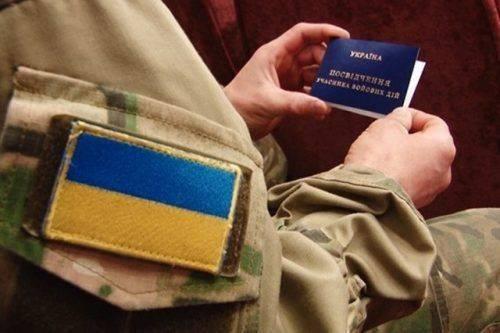Черкаські військовослужбовці матимуть право на дострокову пенсію