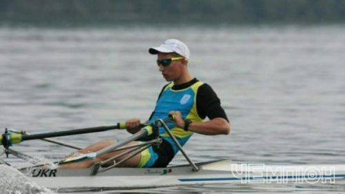 Черкаський веслувальник представлятиме Україну на ІІІ літніх юнацьких Олімпійських іграх