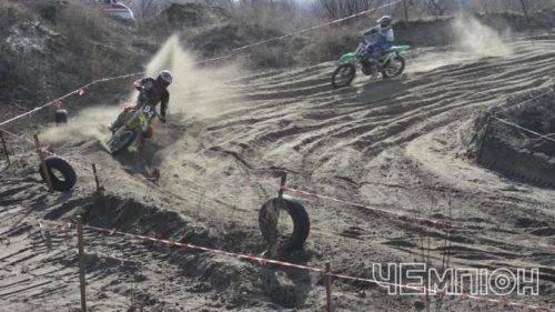 На Черкащині відбудуться змагання із мотокросу