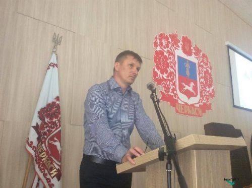 В.о. директора департаменту ЖКК написав заяву на звільнення