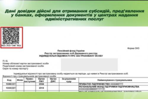 Жителі Черкащини зможуть перевіряти розмір нарахування пенсій самостійно