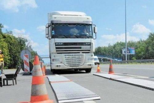 На Черкащині водіїв штрафуватимуть за проїзд перевантаженим транспортом