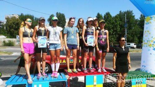 Черкаські триатлоністи здобули перемогу на чемпіонаті України