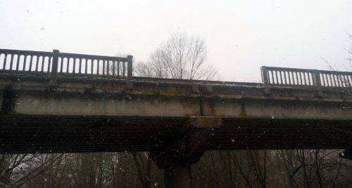 На Черкащині ремонтуватимуть міст через річку Рось