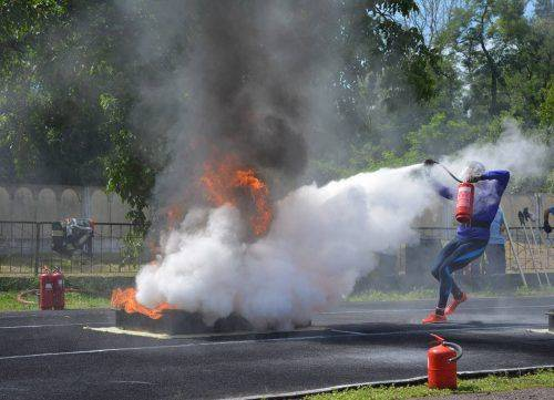 Черкаський спортсмен виборов перемогу на Кубку України з пожежно-прикладного спорту (фото)