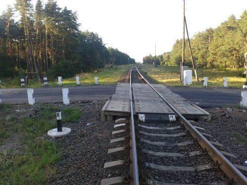 На Золотоніщині відремонтували під'їзди до залізничного переїзду (фото)