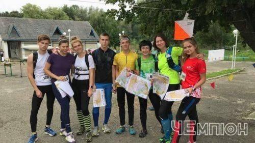 Черкаські спортсмени вибороли перемогу на чемпіонаті України зі спортивного орієнтування