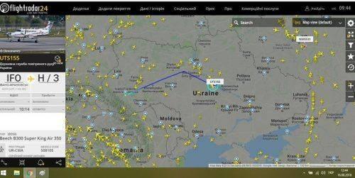"""Авіакомпанія """"Украерорух"""" перевірила стан злітно-посадкової смуги Черкасього аеропорту"""