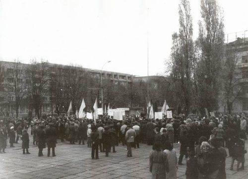 Черкаський прапор незалежності: Краєзнавчий музей визначив експонат тижня