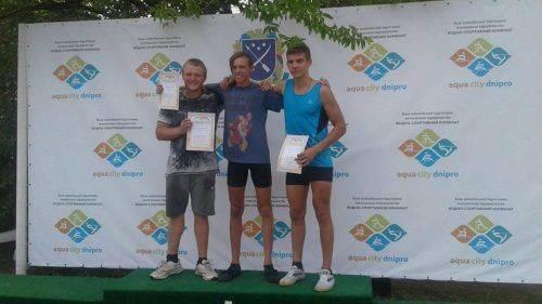Уманські веслувальники відзначилися на чемпіонаті України (фото)