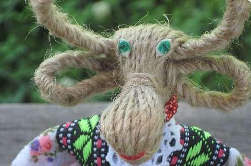 Черкащан навчатимуть виготовляти українські народні іграшки