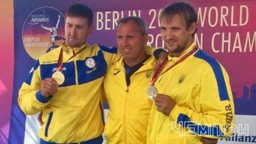 Черкаські легкоатлети вибороли нагороди на чемпіонаті Європи