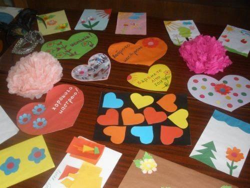 У Шполі малеча дарувала позитивні валентинки (фото)