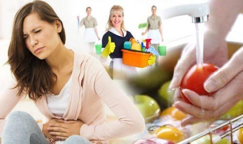 На Черкащині збільшився рівень захворюваності на гострі кишкові інфекції