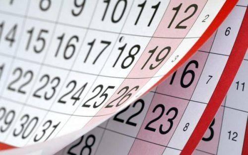 Скільки вихідних днів черкащани матимуть в серпні?