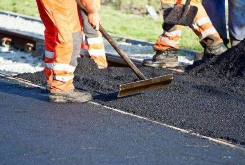 На Черкащині розпочали ремонтувати дорогу до Геронимівки