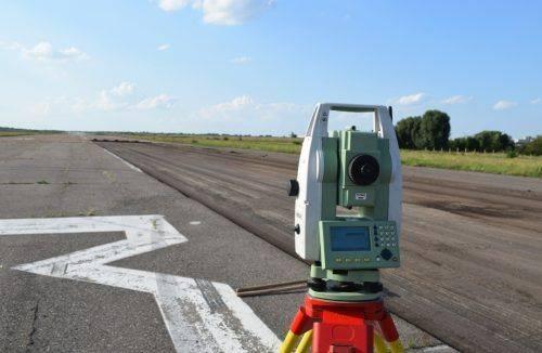У черкаському аеропорту стартував ремонт злітно-посадкової смуги