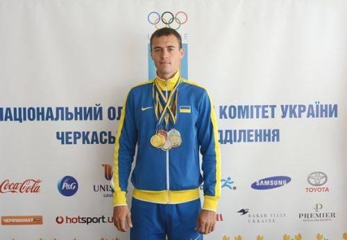 На Черкащині визначено кращого спортсмена липня