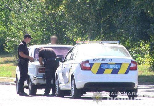 На Черкащині затримали двох викрадачів автомобіля (відео)