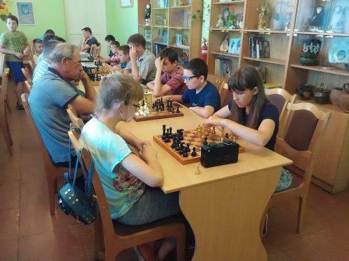 Уманчани здобули призові місця у змаганнях з шахів