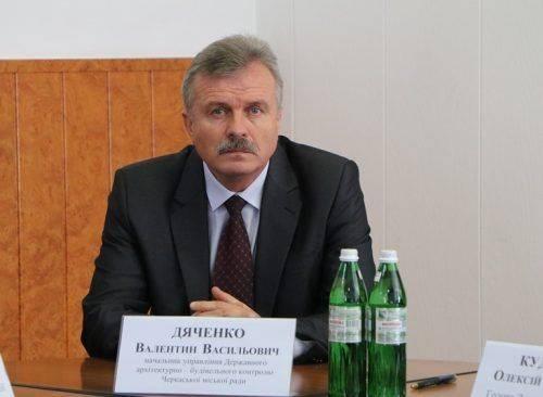 У Черкаській міськраді звільнять високопосадовця