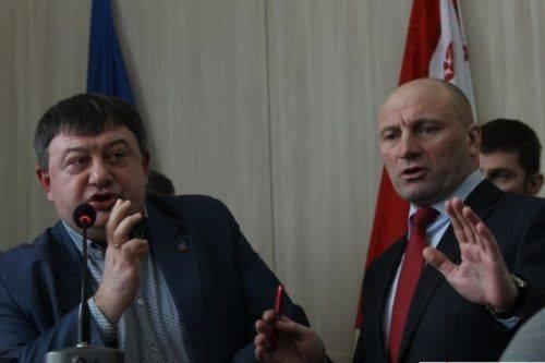Радуцький-Бондаренку: Черкаси не може бути заручником мера
