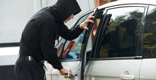 На Черкащині правоохоронці затримали автокрадія