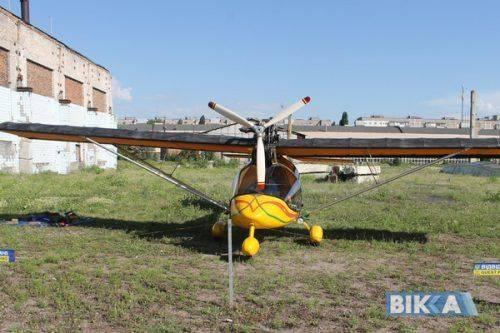 Відомий український рок-гурт із Черкас придбав сімейний літак