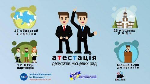 """Черкаси долучились до """"Атестації"""" депутатів місцевих рад Джерело: infomist.ck.ua © infomist.ck.ua"""