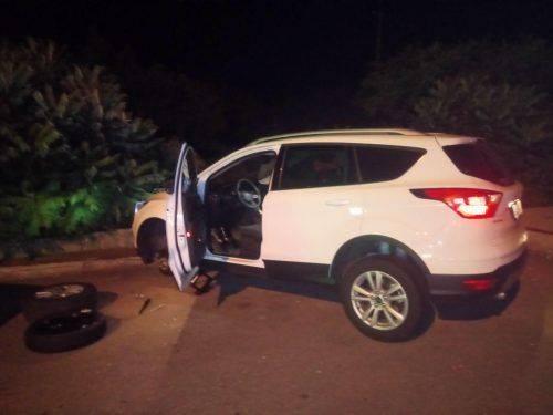 На Черкащині чоловік пограбував автівку, поки господарі спали