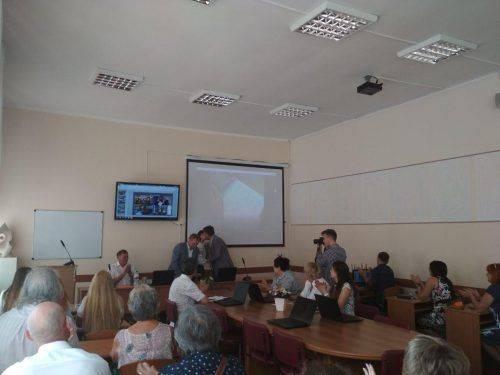 Черкаський виш готуватиме спеціалістів за новими освітніми технологіями (фото)