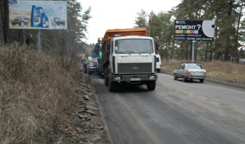 На Черкащині діятиме обмеження руху для великовантажних транспортних засобів