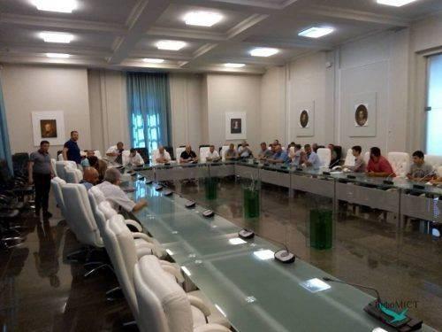 На таємній сесії у Каневі утворили новий департамент муніципальної інфраструктури