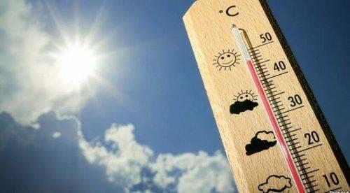 На Черкащині спека протримається до кінця тижня