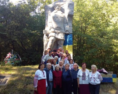"""""""Ляшківці"""" Черкащини вшанували подвиг холодноярських партизан"""
