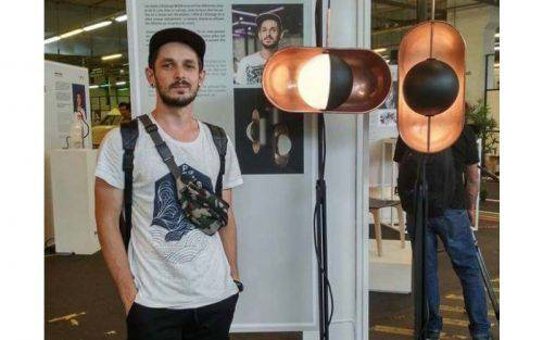 Проект уманського дизайнера здобув перемогу на виставці у Франції (відео)