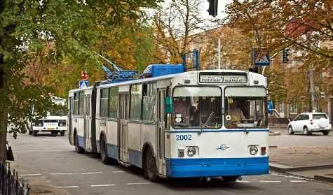 Рахунки заблоковано: Робота черкаських тролейбусів опинилася під загрозою