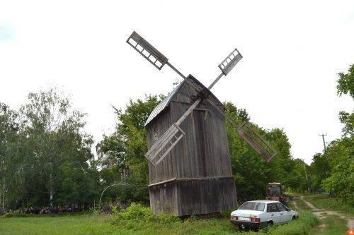 Вітряки з Черкащини можуть перенести до національного парку