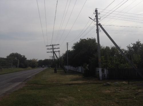 Вулиці одного із сіл Шполянщини отримали нове освітлення (фото)