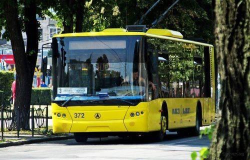 У Черкасах відбудуться зміни в русі громадського транспорту