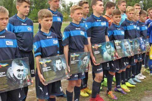 На Черкащині відбудеться футбольний турнір пам'яті героїв АТО