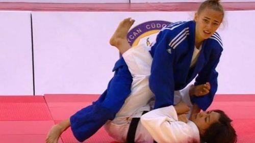 Дзюдоїстка з Черкащини стала наймолодшою чемпіонкою світу