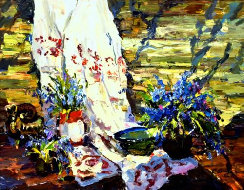 В Умані відбудеться відкриття виставки україно-іспанського живопису