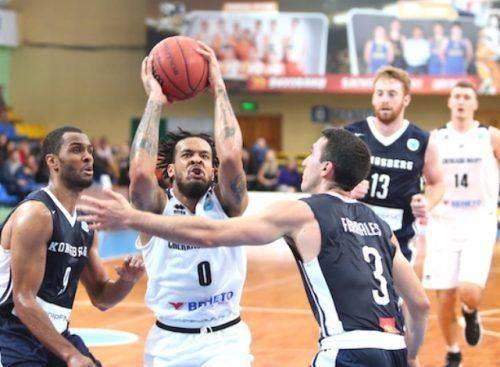 Черкаська баскетбольна команда вдруге обіграла чемпіона Норвегії
