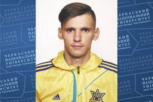 """Черкаський футболіст виборов """"срібло"""" на чемпіонаті Європи"""