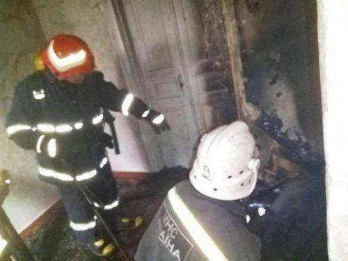 На Черкащині через необережність ледь не згоріли дві жінки (фото, відео)