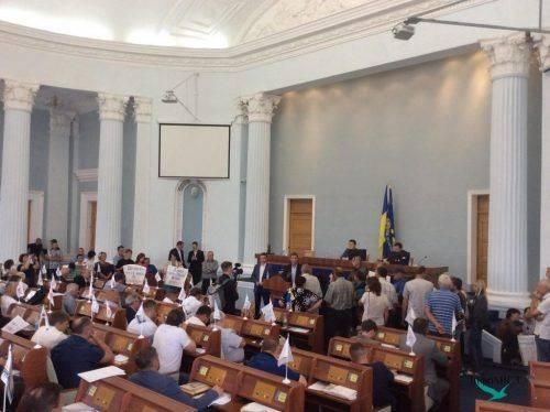 На Черкащині не ухвалили перспективний план об'єднання громад  Джерело: infomist.ck.ua  © infomist.ck.ua