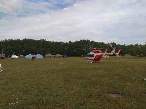 Уманські рятувальники отримали новий єврокоптер (фото)